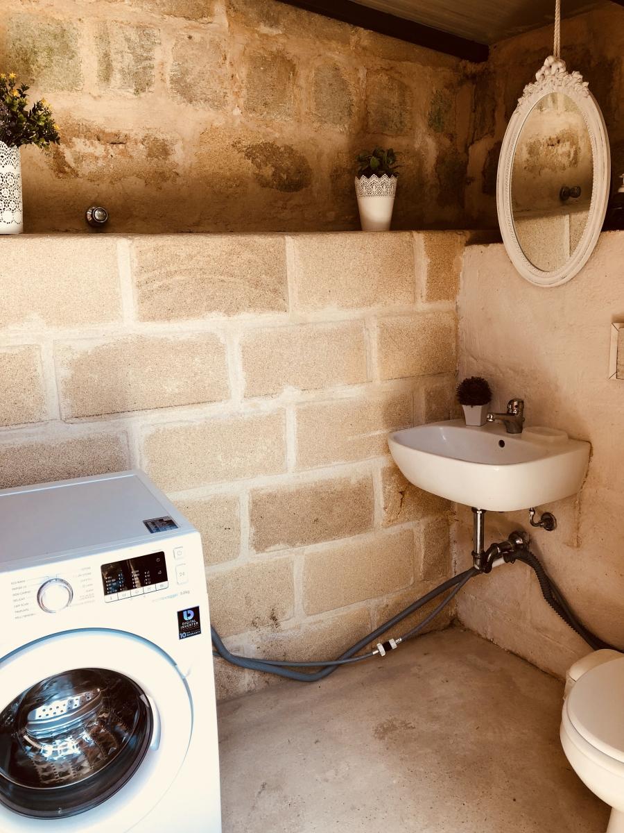 Interno lavanderia