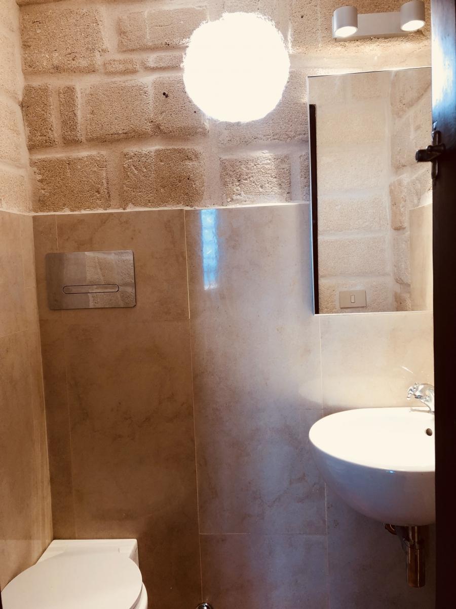 Particolare bagno piccolo